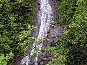 幸兵衛滝(こうべえたき)