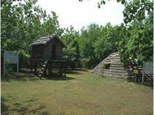 オムサロ遺跡公園