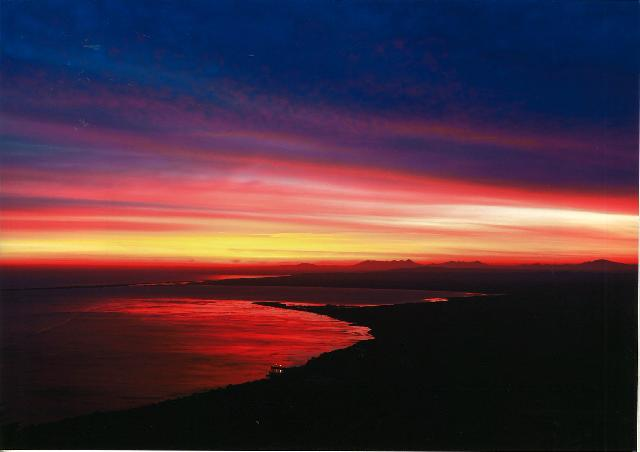 準グランプリ 「オホーツクの夜明け」