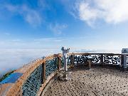サロマ湖展望台から見た景色