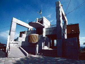 ピラオロ展望台