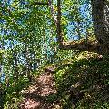 幌岩山登山遊歩道