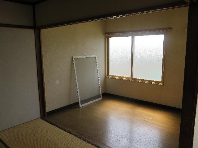 1階室内1(No.7井寒台一戸建て住宅(3DK))