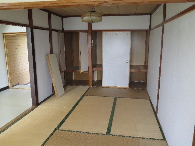 1階室内2(No.7井寒台一戸建て住宅(3DK))