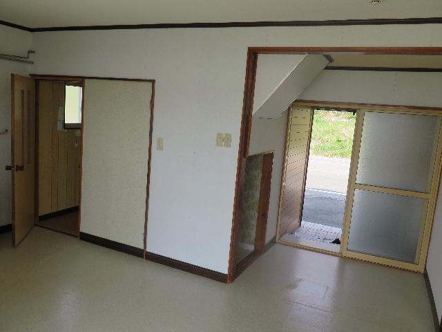 1階室内3(No.7井寒台一戸建て住宅(3DK))