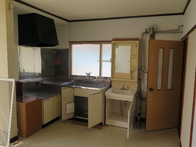 1階室内4(No.7井寒台一戸建て住宅(3DK))
