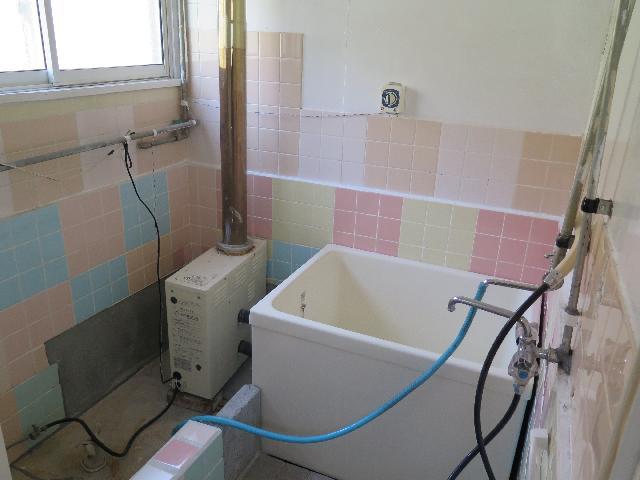 1階浴室(No.7井寒台一戸建て住宅(3DK))